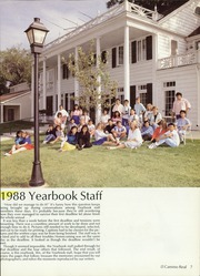 Page 11, 1988 Edition, San Gabriel High School - El Camino Real Yearbook (San Gabriel, CA) online yearbook collection