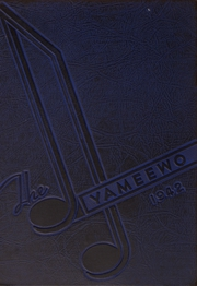 1942 Edition, San Jacinto High School - Yameewo Yearbook (San Jacinto, CA)
