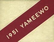 1951 Edition, San Jacinto High School - Yameewo Yearbook (San Jacinto, CA)