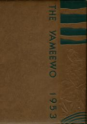 Page 1, 1953 Edition, San Jacinto High School - Yameewo Yearbook (San Jacinto, CA) online yearbook collection