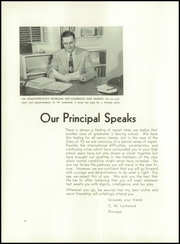 Page 14, 1953 Edition, San Jacinto High School - Yameewo Yearbook (San Jacinto, CA) online yearbook collection