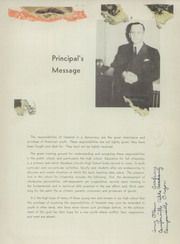 Page 7, 1944 Edition, Abraham Lincoln High School - Monarch Yearbook (San Jose, CA) online yearbook collection