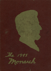 Page 1, 1945 Edition, Abraham Lincoln High School - Monarch Yearbook (San Jose, CA) online yearbook collection
