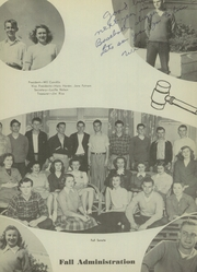 Page 14, 1945 Edition, Abraham Lincoln High School - Monarch Yearbook (San Jose, CA) online yearbook collection