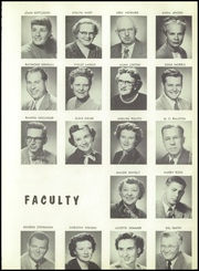 Page 11, 1954 Edition, Abraham Lincoln High School - Monarch Yearbook (San Jose, CA) online yearbook collection