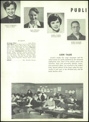 Page 16, 1954 Edition, Abraham Lincoln High School - Monarch Yearbook (San Jose, CA) online yearbook collection