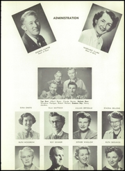 Page 9, 1954 Edition, Abraham Lincoln High School - Monarch Yearbook (San Jose, CA) online yearbook collection