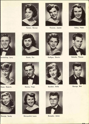 Page 83, 1956 Edition, Abraham Lincoln High School - Monarch Yearbook (San Jose, CA) online yearbook collection