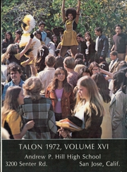 Page 5, 1972 Edition, Andrew Hill High School - Talon Yearbook (San Jose, CA) online yearbook collection