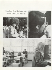 Page 8, 1972 Edition, Andrew Hill High School - Talon Yearbook (San Jose, CA) online yearbook collection