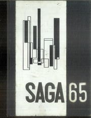 1965 Edition, Blackford High School - Saga Yearbook (San Jose, CA)
