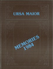 Page 1, 1984 Edition, Branham High School - Ursa Maior Yearbook (San Jose, CA) online yearbook collection