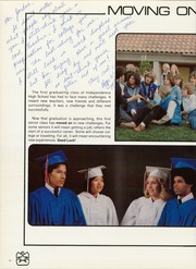 Page 14, 1978 Edition, Independence High School - American Yearbook (San Jose, CA) online yearbook collection