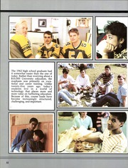 Page 16, 1987 Edition, Leigh High School - Vintage Yearbook (San Jose, CA) online yearbook collection