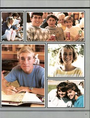 Page 9, 1987 Edition, Leigh High School - Vintage Yearbook (San Jose, CA) online yearbook collection