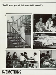 Page 10, 1984 Edition, Mount Pleasant High School - Cardinals Yearbook (San Jose, CA) online yearbook collection