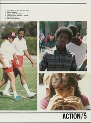 Page 9, 1984 Edition, Mount Pleasant High School - Cardinals Yearbook (San Jose, CA) online yearbook collection