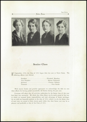 Page 15, 1931 Edition, Notre Dame High School - Saroute Yearbook (San Jose, CA) online yearbook collection