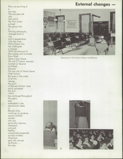 Page 12, 1959 Edition, Notre Dame High School - Saroute Yearbook (San Jose, CA) online yearbook collection