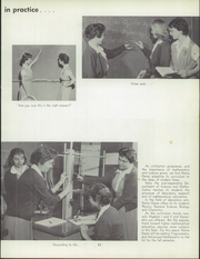 Page 15, 1959 Edition, Notre Dame High School - Saroute Yearbook (San Jose, CA) online yearbook collection