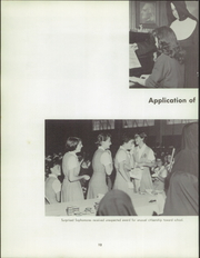 Page 16, 1959 Edition, Notre Dame High School - Saroute Yearbook (San Jose, CA) online yearbook collection