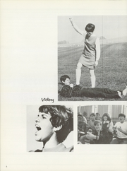 Page 10, 1970 Edition, Silver Creek High School - Galleon Yearbook (San Jose, CA) online yearbook collection