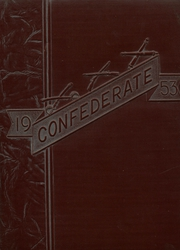 1953 Edition, San Lorenzo High School - Confederate Yearbook (San Lorenzo, CA)