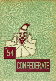 1954 Edition, San Lorenzo High School - Confederate Yearbook (San Lorenzo, CA)