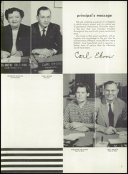 Page 11, 1955 Edition, San Lorenzo High School - Confederate Yearbook (San Lorenzo, CA) online yearbook collection