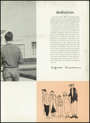 Page 7, 1955 Edition, San Lorenzo High School - Confederate Yearbook (San Lorenzo, CA) online yearbook collection