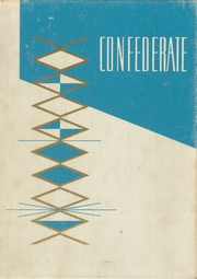 1956 Edition, San Lorenzo High School - Confederate Yearbook (San Lorenzo, CA)