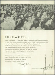 Page 6, 1956 Edition, San Lorenzo High School - Confederate Yearbook (San Lorenzo, CA) online yearbook collection