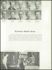 Page 13, 1957 Edition, San Lorenzo High School - Confederate Yearbook (San Lorenzo, CA) online yearbook collection