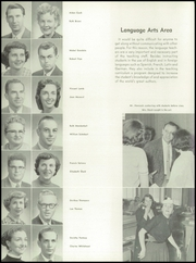 Page 14, 1957 Edition, San Lorenzo High School - Confederate Yearbook (San Lorenzo, CA) online yearbook collection