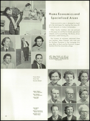 Page 16, 1957 Edition, San Lorenzo High School - Confederate Yearbook (San Lorenzo, CA) online yearbook collection