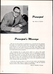 Page 10, 1958 Edition, San Lorenzo High School - Confederate Yearbook (San Lorenzo, CA) online yearbook collection