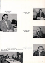 Page 11, 1958 Edition, San Lorenzo High School - Confederate Yearbook (San Lorenzo, CA) online yearbook collection