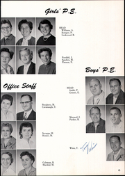 Page 17, 1958 Edition, San Lorenzo High School - Confederate Yearbook (San Lorenzo, CA) online yearbook collection