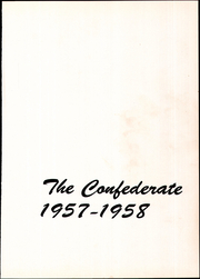 Page 5, 1958 Edition, San Lorenzo High School - Confederate Yearbook (San Lorenzo, CA) online yearbook collection
