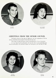 Page 49, 1960 Edition, San Lorenzo High School - Confederate Yearbook (San Lorenzo, CA) online yearbook collection