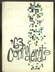 1963 Edition, San Lorenzo High School - Confederate Yearbook (San Lorenzo, CA)