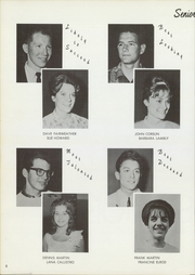 Page 12, 1963 Edition, San Lorenzo High School - Confederate Yearbook (San Lorenzo, CA) online yearbook collection