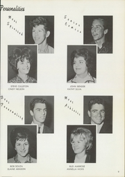 Page 13, 1963 Edition, San Lorenzo High School - Confederate Yearbook (San Lorenzo, CA) online yearbook collection