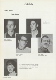 Page 14, 1963 Edition, San Lorenzo High School - Confederate Yearbook (San Lorenzo, CA) online yearbook collection