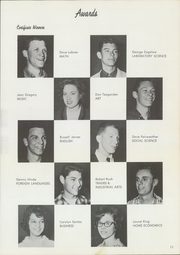 Page 15, 1963 Edition, San Lorenzo High School - Confederate Yearbook (San Lorenzo, CA) online yearbook collection