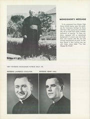 Page 10, 1955 Edition, Mission High School - El Camino Yearbook (San Luis Obispo, CA) online yearbook collection