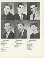 Page 13, 1955 Edition, Mission High School - El Camino Yearbook (San Luis Obispo, CA) online yearbook collection