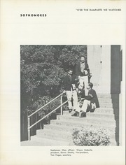 Page 16, 1955 Edition, Mission High School - El Camino Yearbook (San Luis Obispo, CA) online yearbook collection
