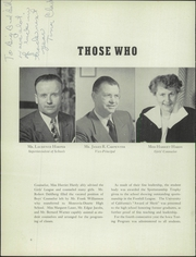 Page 12, 1952 Edition, San Marino High School - Titanian Yearbook (San Marino, CA) online yearbook collection