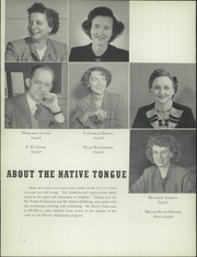 Page 14, 1952 Edition, San Marino High School - Titanian Yearbook (San Marino, CA) online yearbook collection